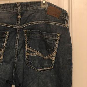 Buckle BKE Men's Jeans | Derek Straight